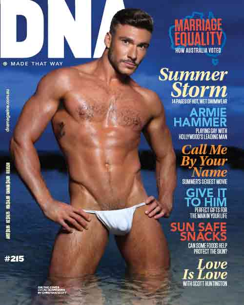 Dna magazine gay
